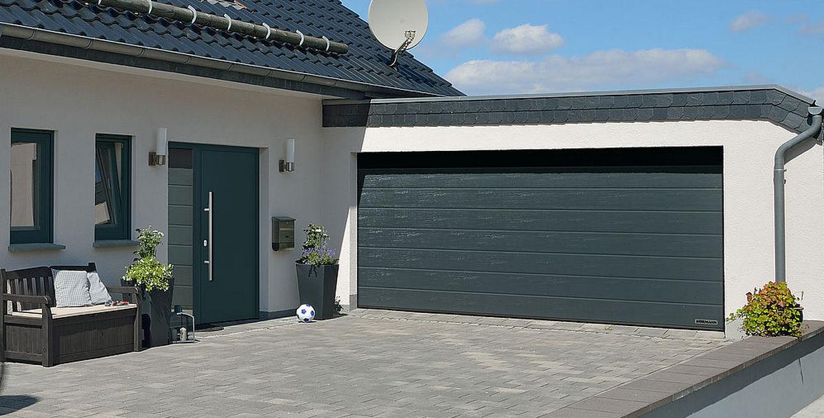 Napędy do bram garażowych
